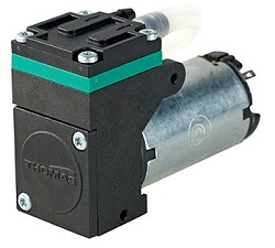 Thomas Diaphragm Small Pump 1410